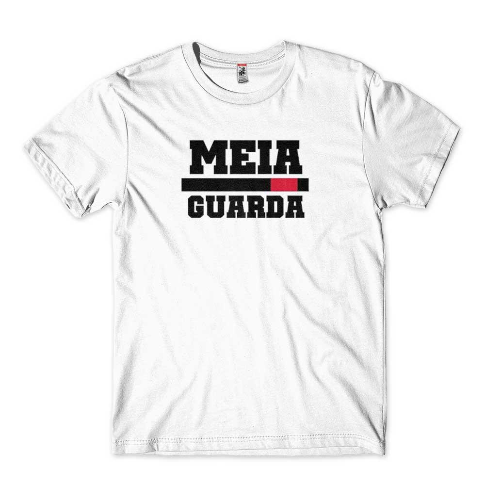 camiseta meia guarda jiu jitsu bjj lutador