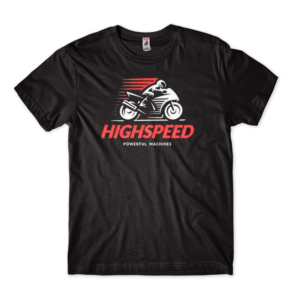 camiseta moto gp motovelocidade preta masculina