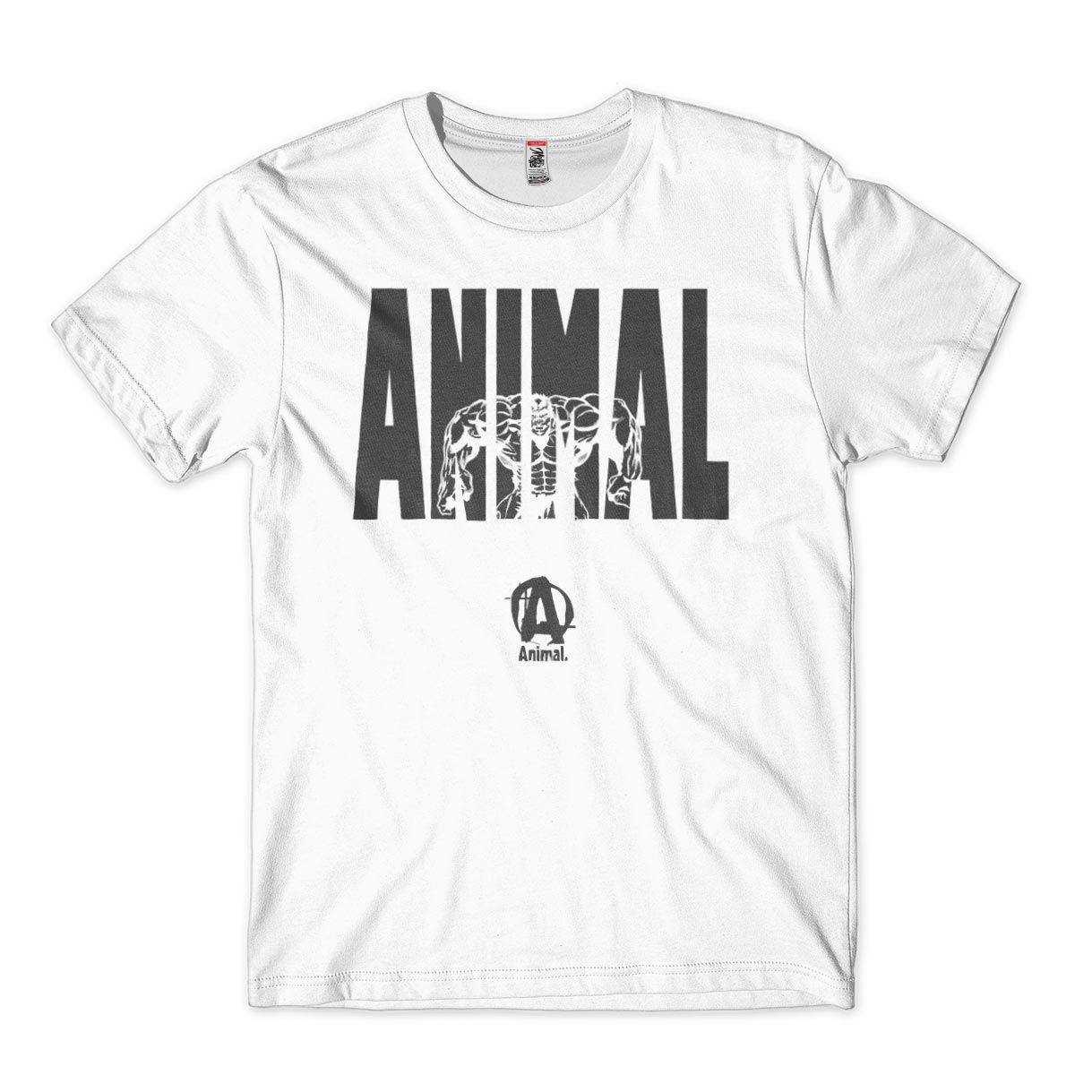 Camiseta Musculacao Bodybuilding Satira Hulk Inspiracao Animal