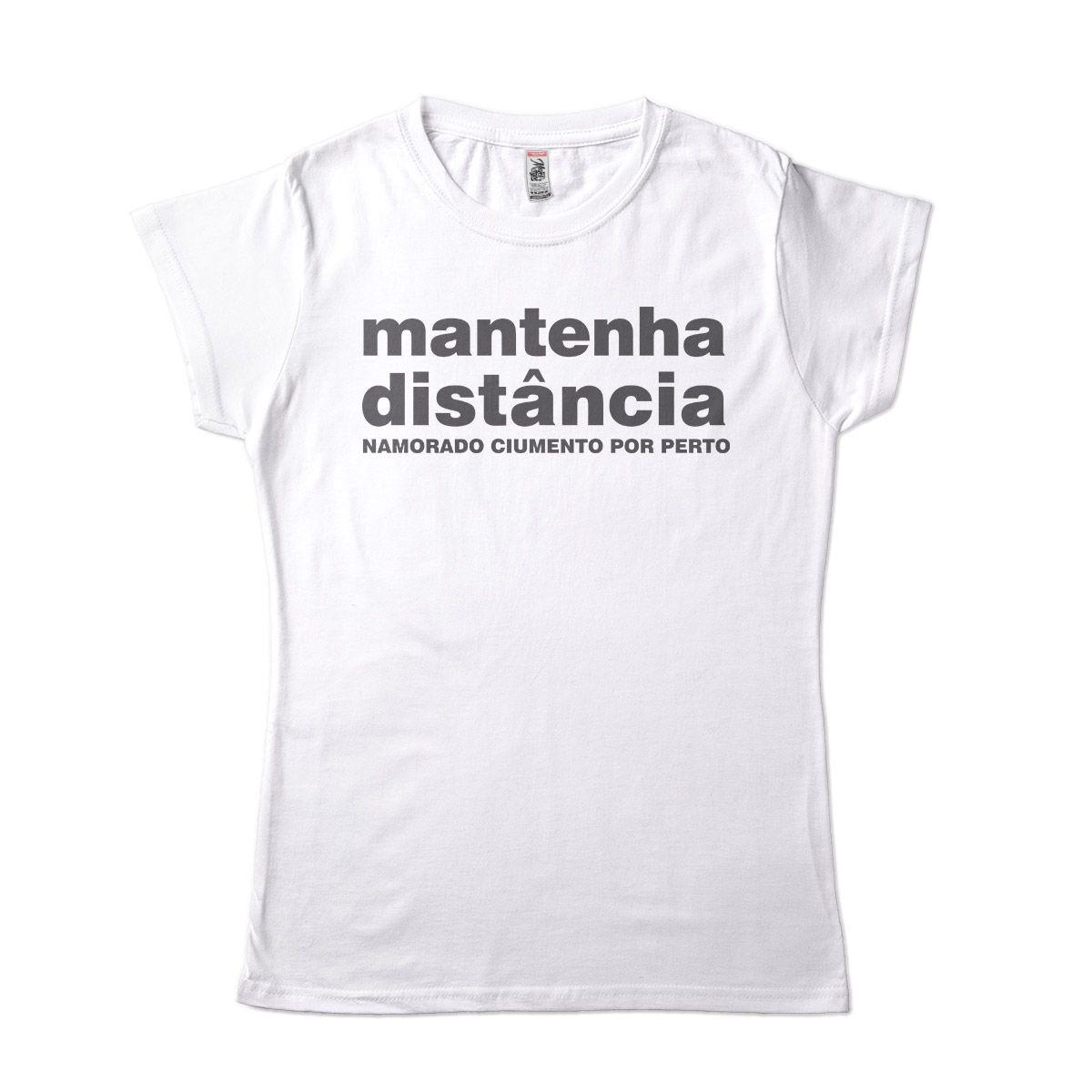 camiseta namorada ciumenta casal de namorados
