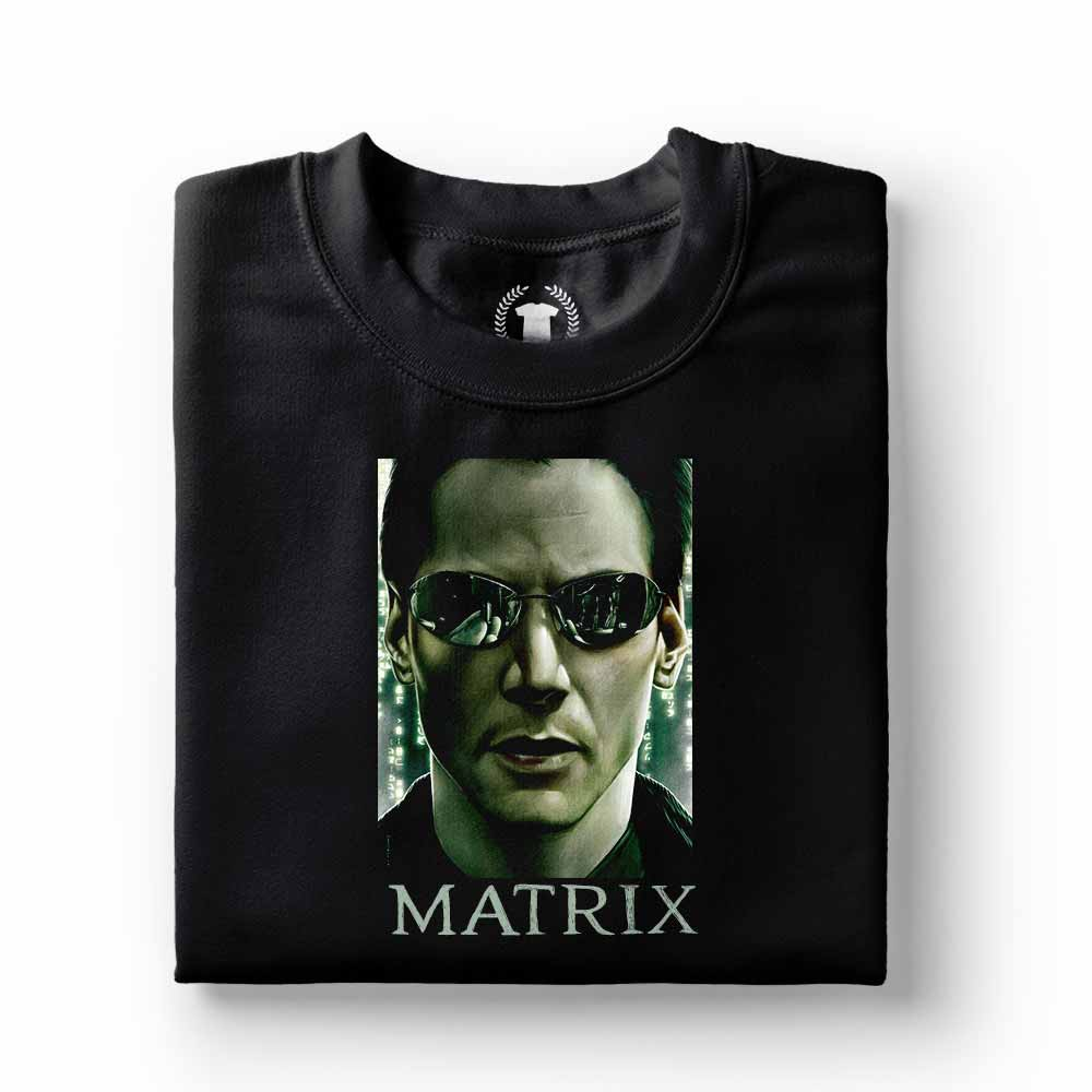 camiseta neo matrix filme