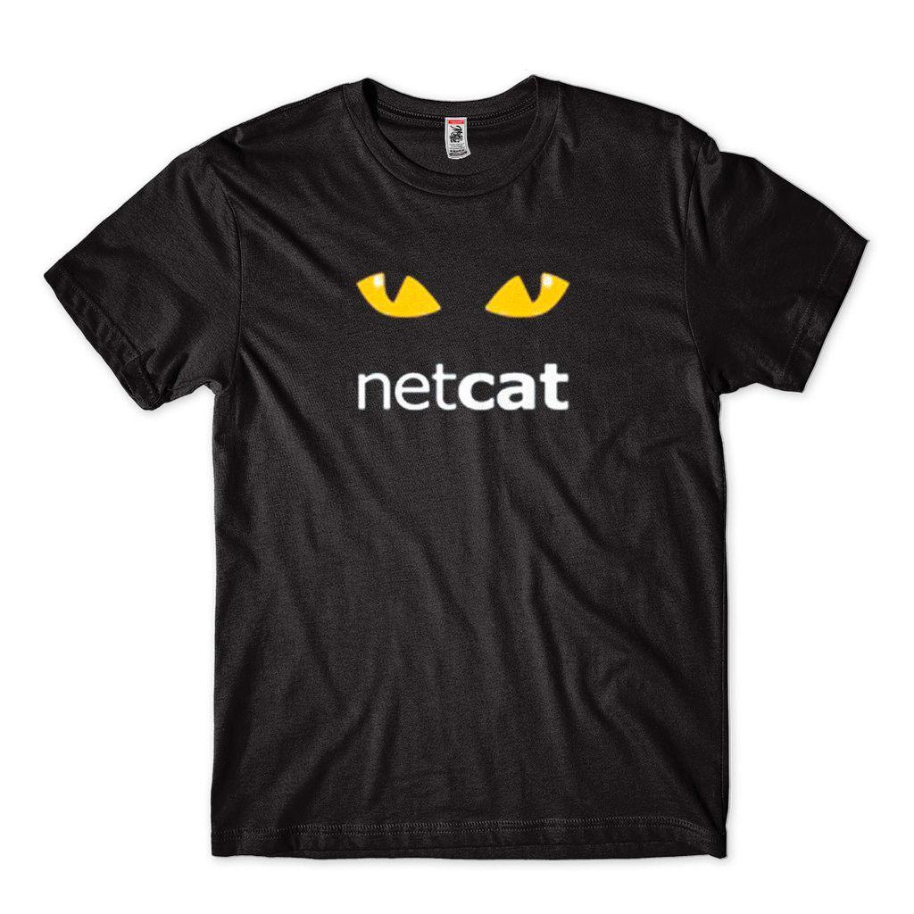 Camiseta Netcat Tools Unix programacao camisa nerd
