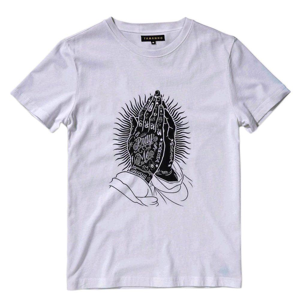 camiseta nossa senhora de guadalupe estilo thugnine