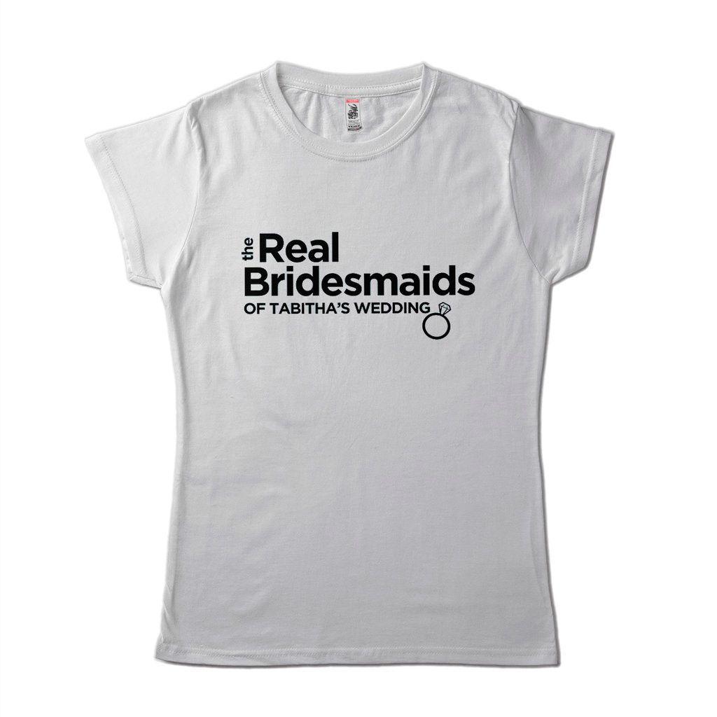 Camiseta para madrinha despedida de solteira babylook