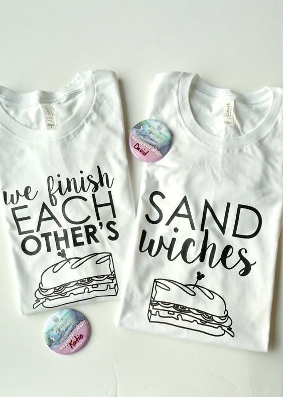 camiseta para melhores amigas usarem juntas kit