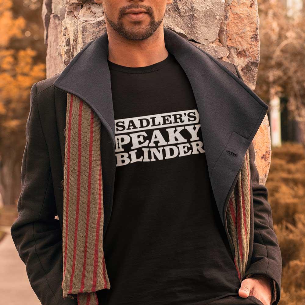 Camiseta Peaky Blinders sadlers Seleiro