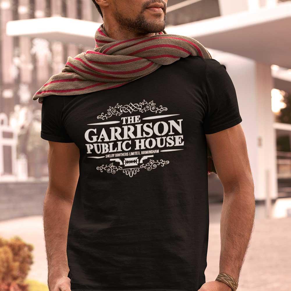 Camiseta Peaky Blinders the garrison public house
