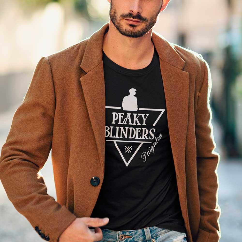 Camiseta Peaky Blinders Thomas Shelby