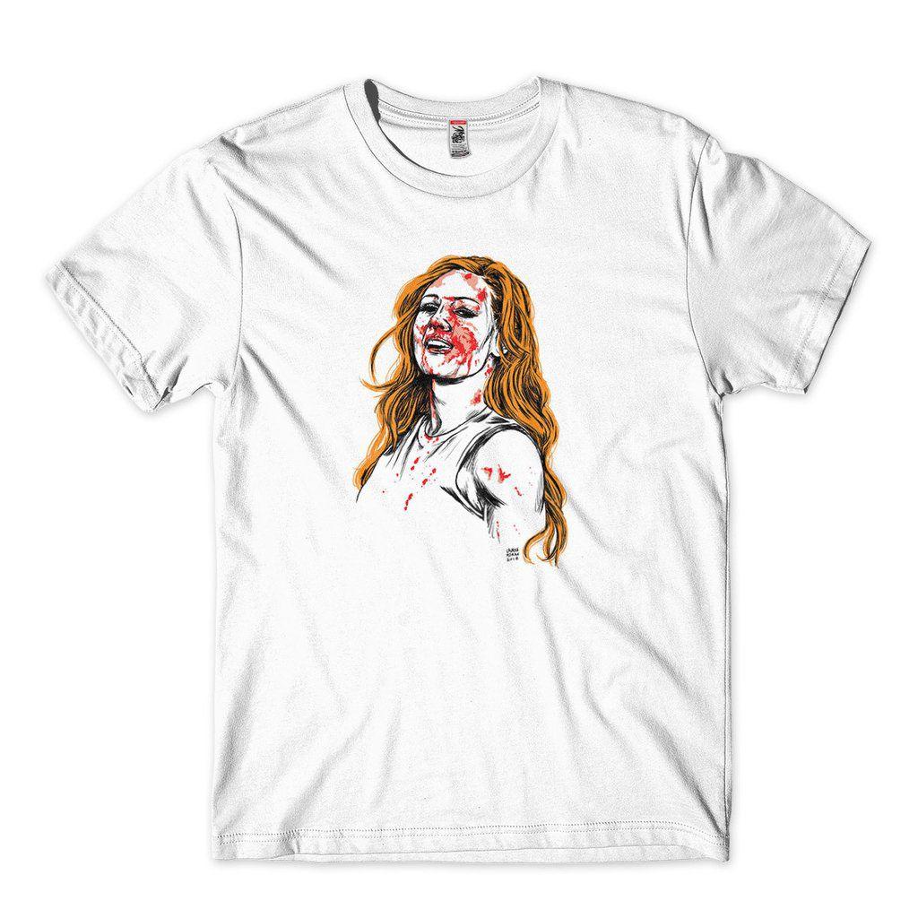 Camiseta personalizada Luccas Pereira WWE