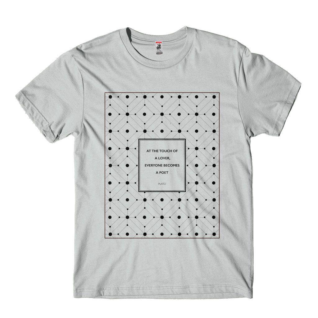 Camiseta Platao Frases Filosoficas Camisa Plato Conhecimento