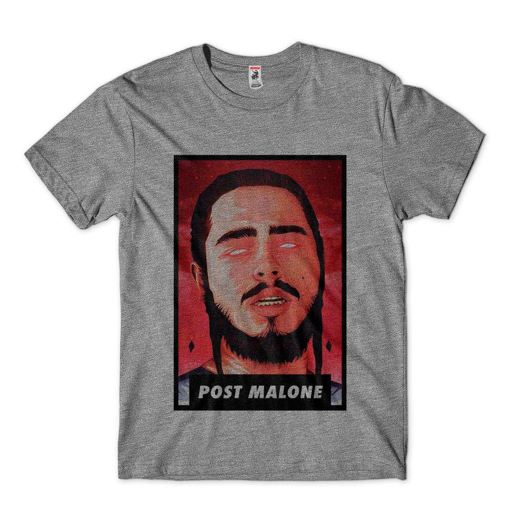 camiseta post malone rappers americanos hip hop billboard