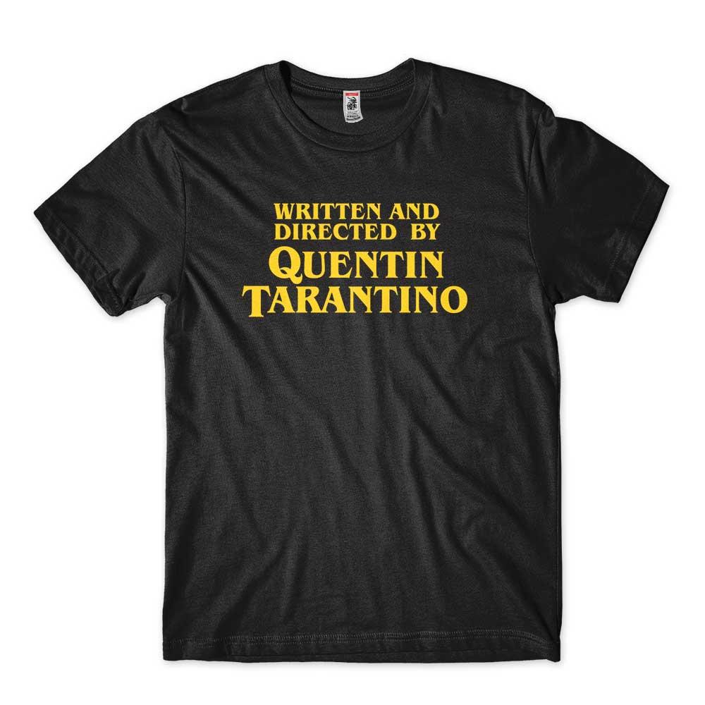 camiseta quentin tarantino diretores de cinema pulp fiction