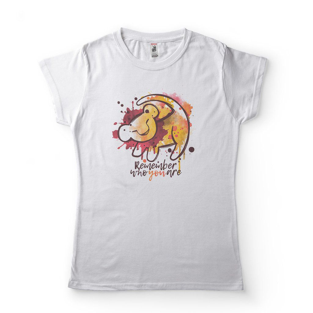 camiseta rei leao feminina disney remember
