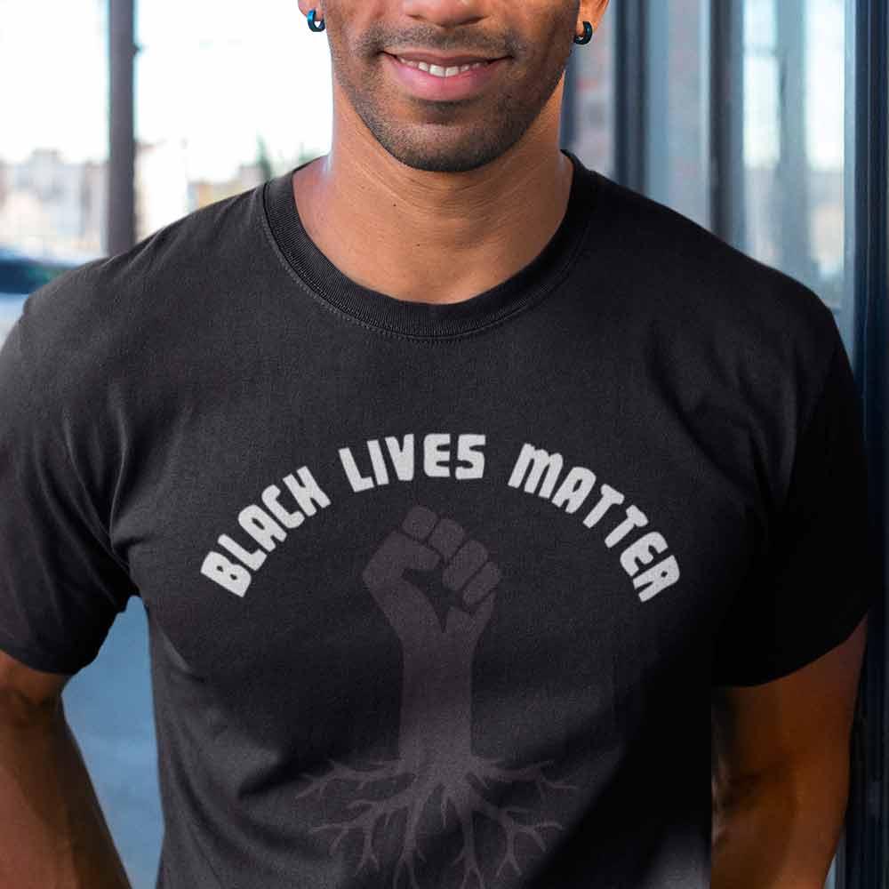 Camiseta Resistencia negra