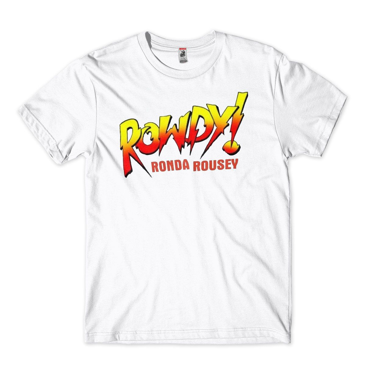 Camiseta Rowdy Roddy Piper Hot Ronda Rousey WWE