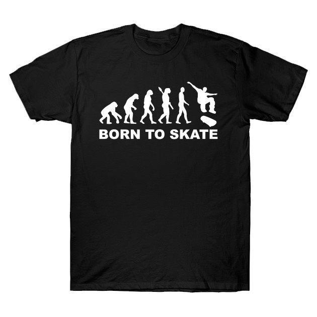 Camiseta Skate Evolução Camisa Masculina