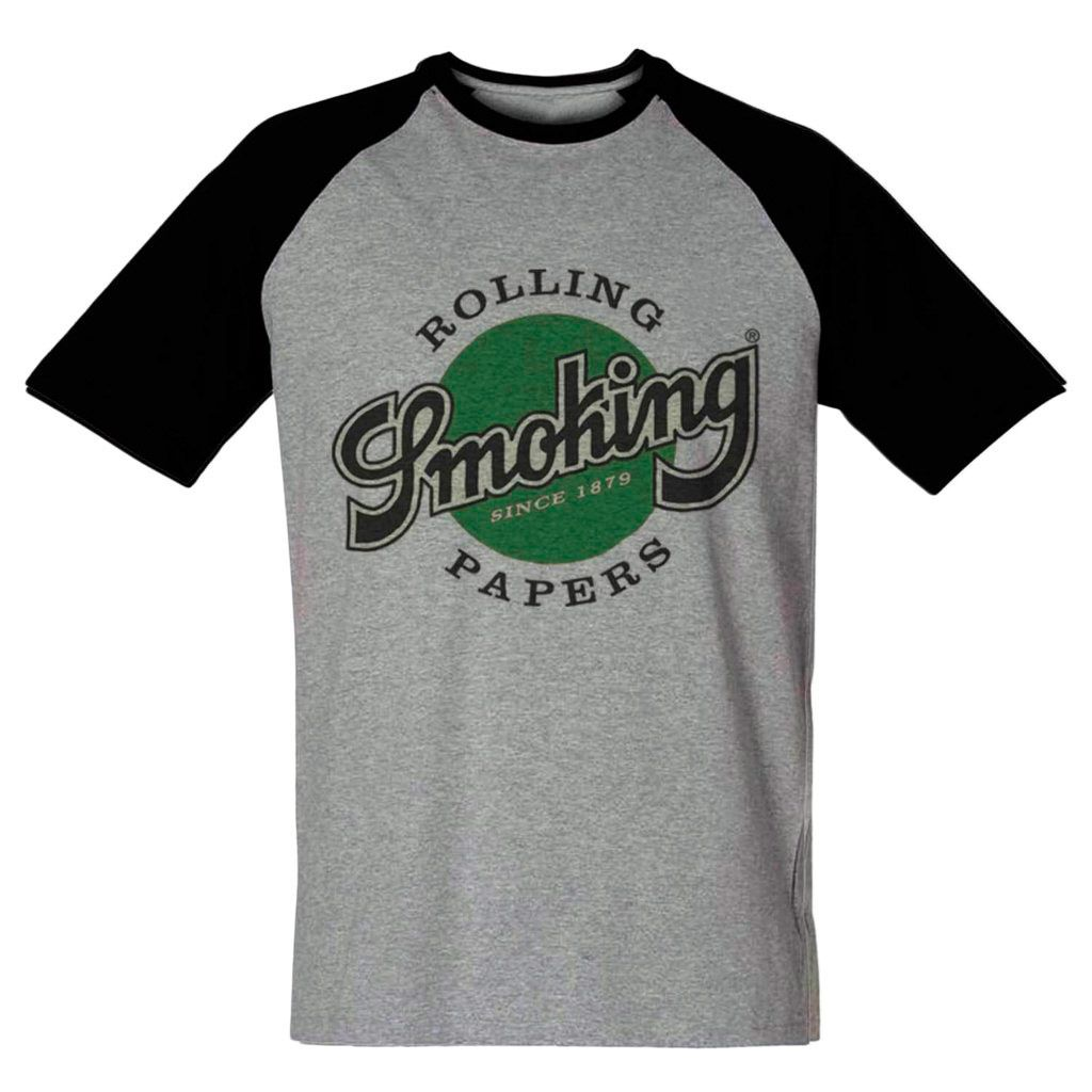 Camiseta Smoking Rolling papers 420 maconha Barata