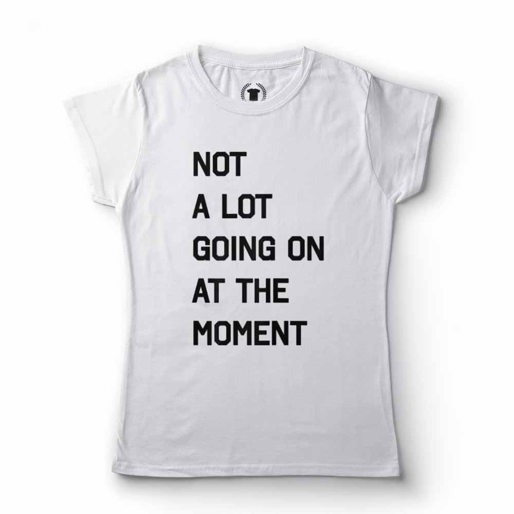 Camiseta Taylor Swift 22 Not A Lot Going On At Moment
