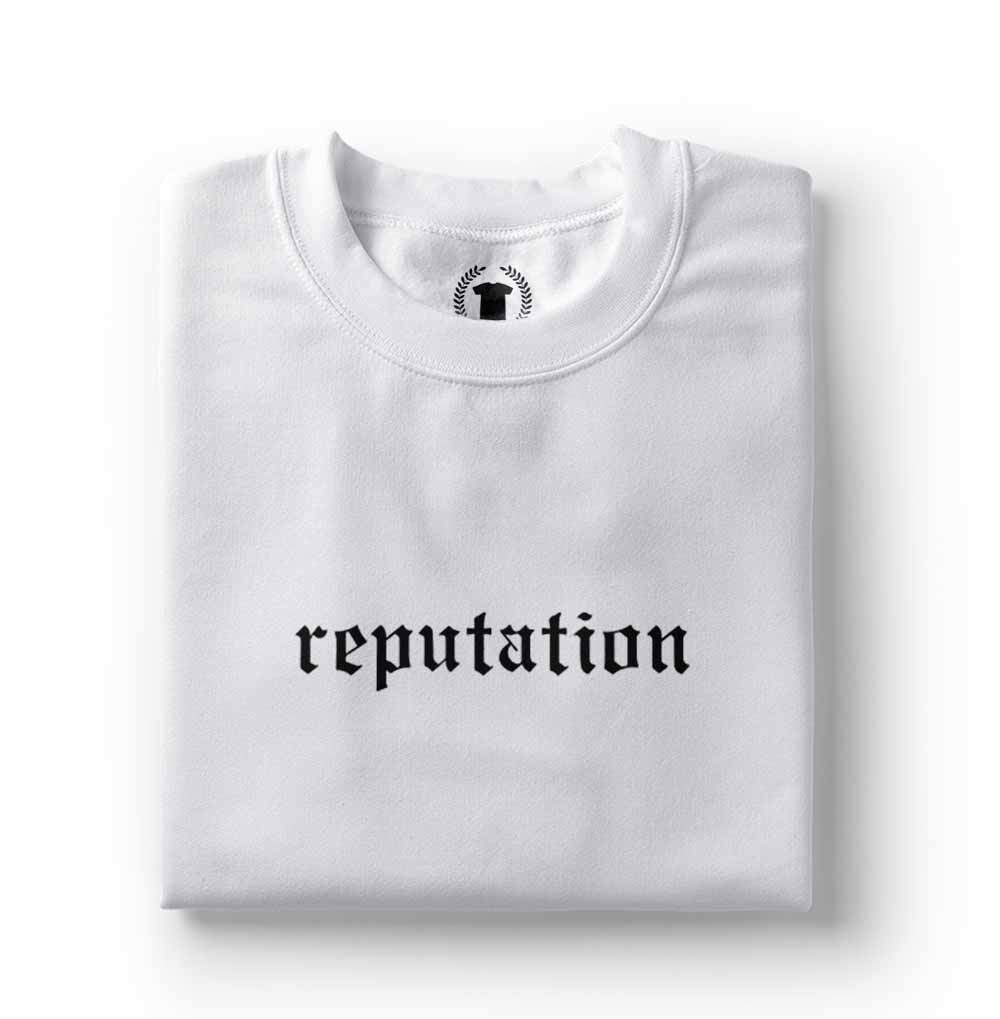Camiseta Taylor Swift Reputation