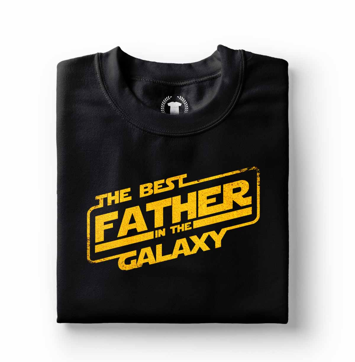 camiseta the best father in the galaxy