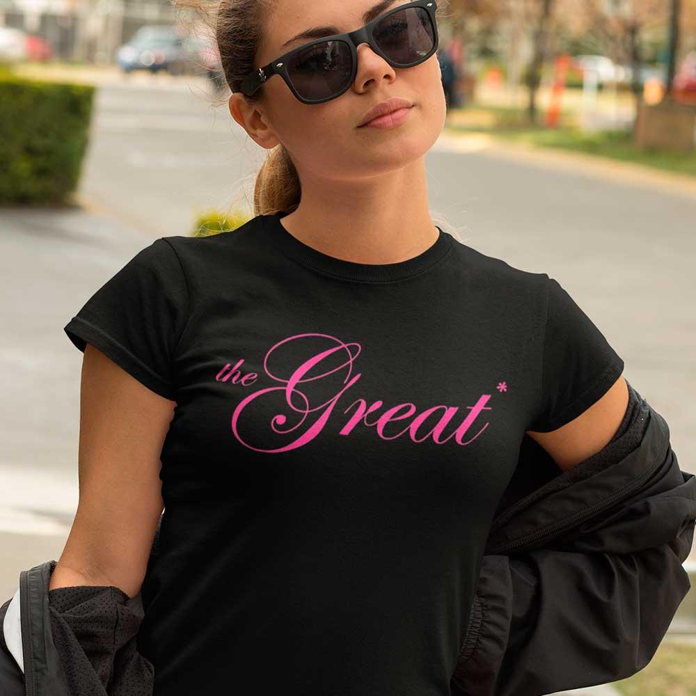 Camiseta The Great Serie de TV Hulu Elle Fanning