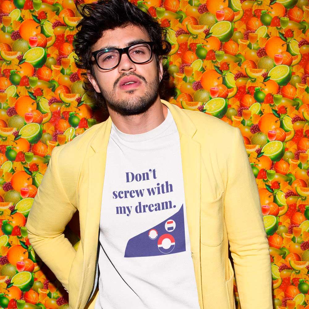 Camiseta The Politician Payton Hobart Serie