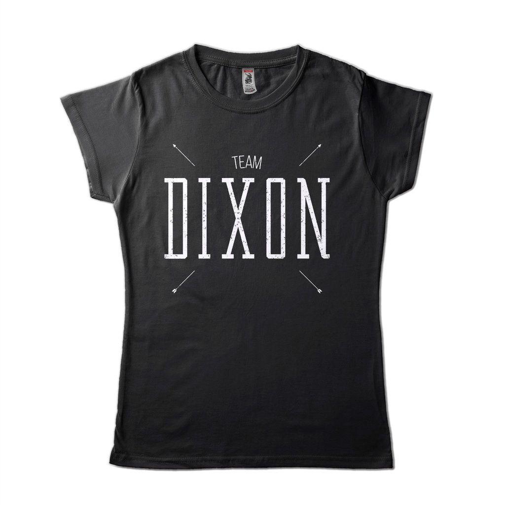 Camiseta The Walking Dead Feminina Daryl Dixon