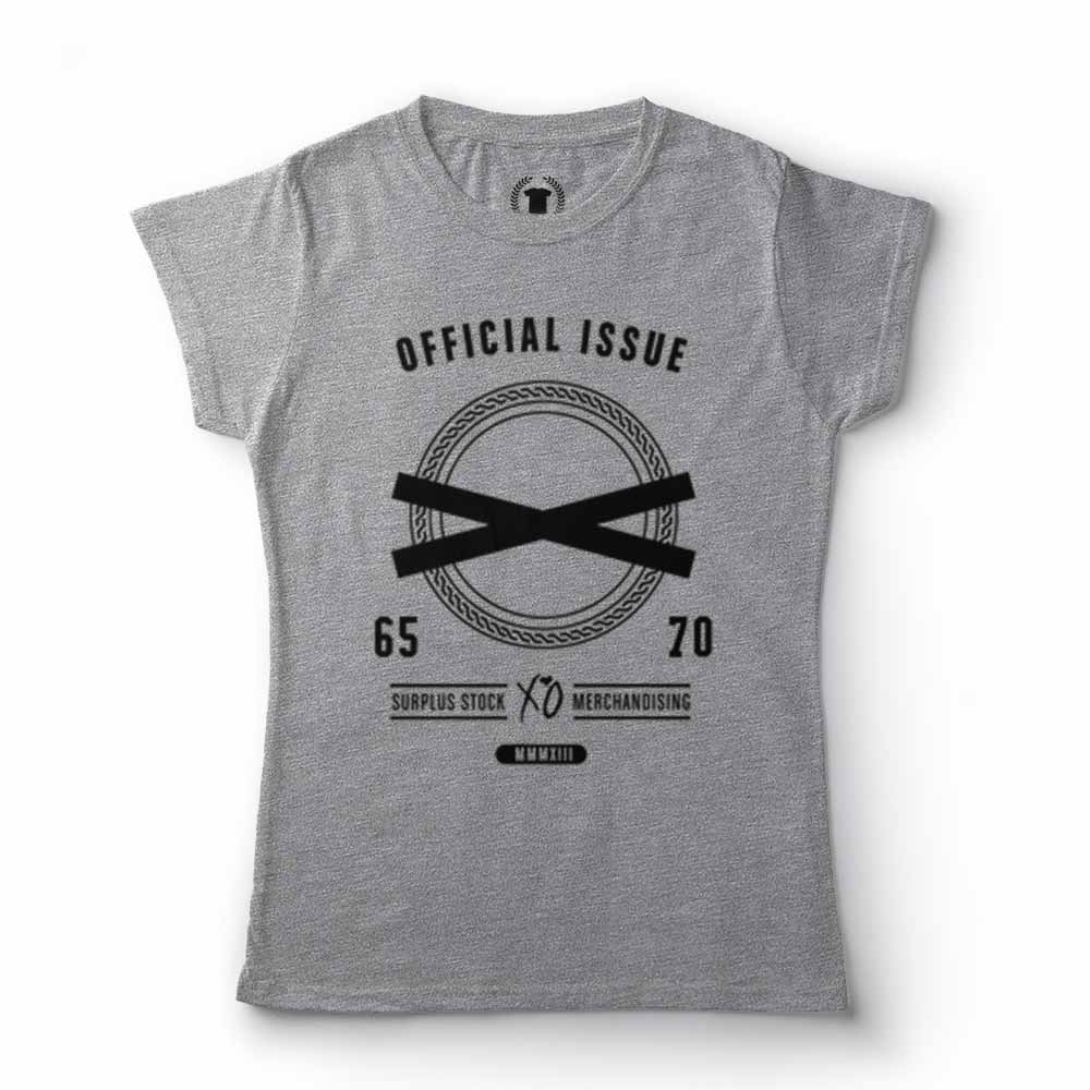 Camiseta The Weeknd official issue cinza