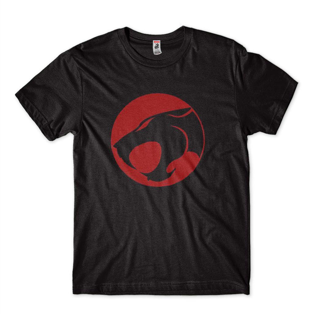 camiseta thundercats masculina preta olho de tandera