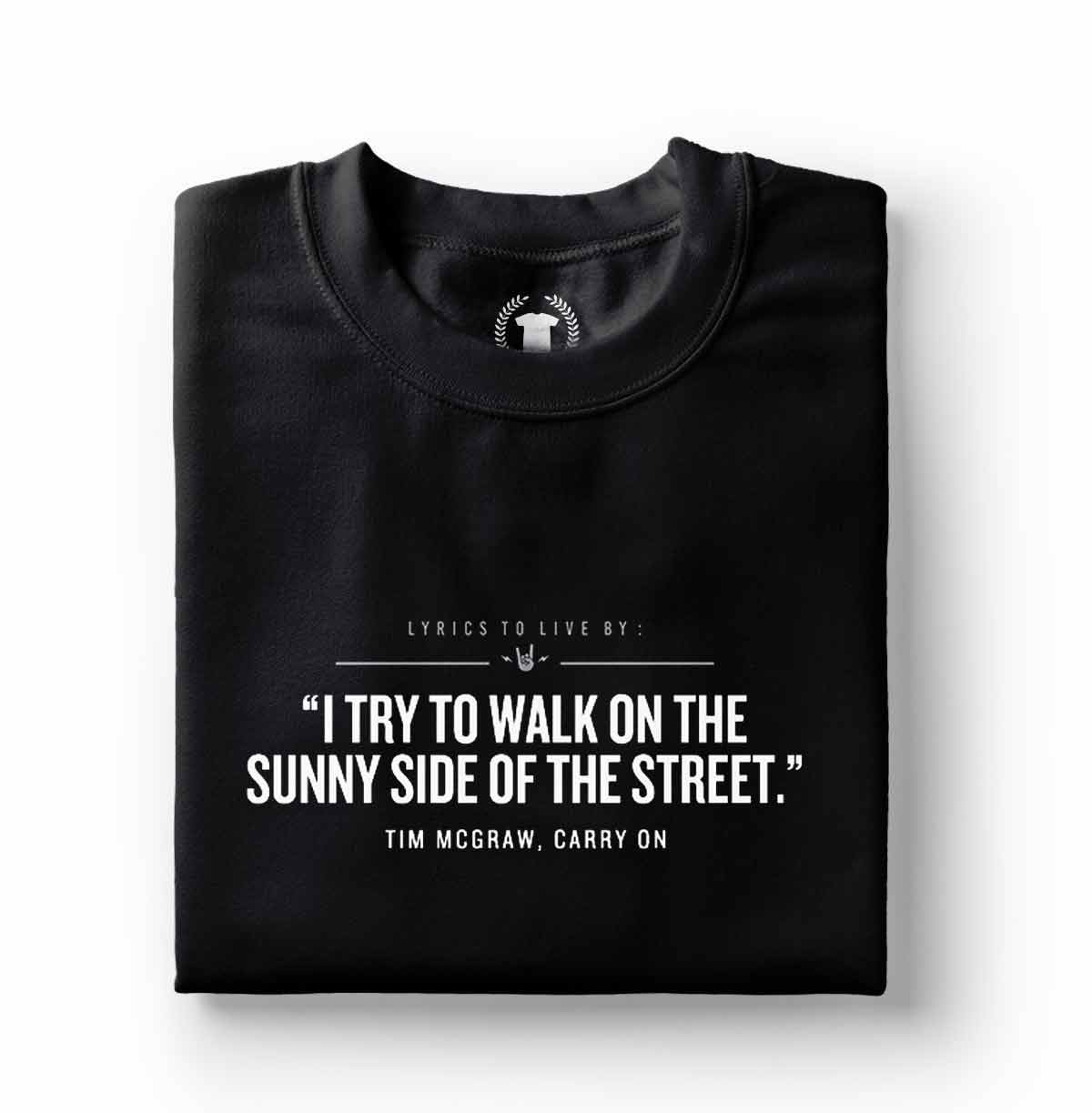 camiseta tim mcgraw carry on