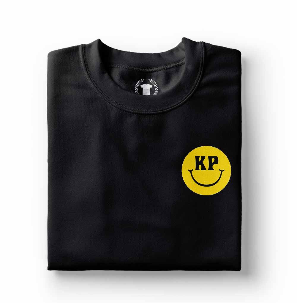 camiseta tshirt katy perry smile preta
