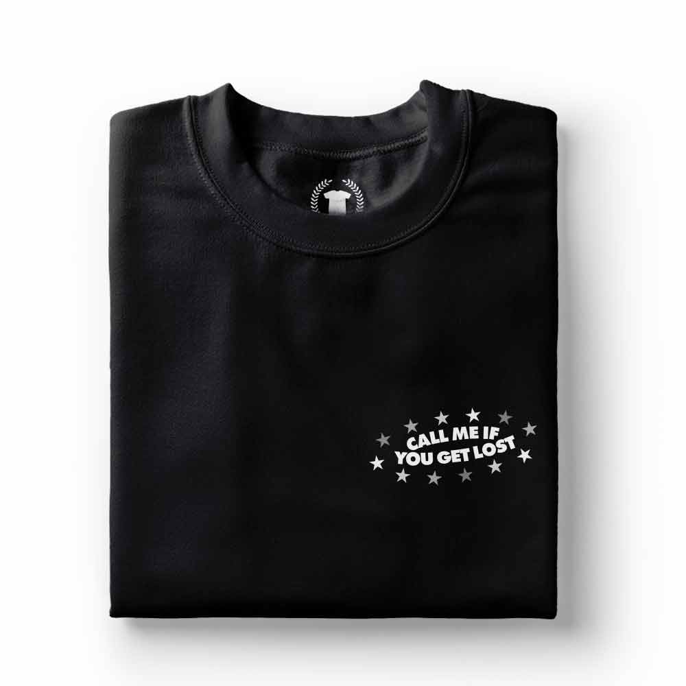 Camiseta Tyler the Creator Call Me If You Get Lost