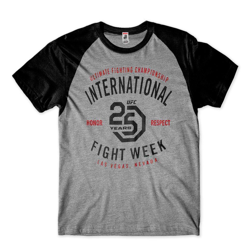 camiseta ufc 25 anos ultimate tapout loja RIO