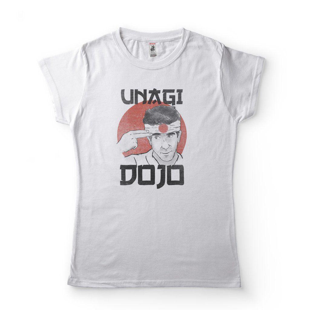 camiseta unagi serie friends branca ross feminina