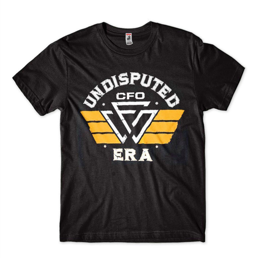 Camiseta Undisputed Era Wwe Masculina Preta Wrestlemania