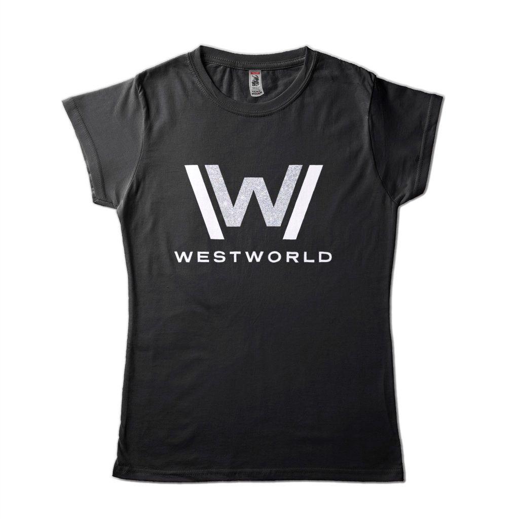 Camiseta Westworld Camisa Séries Netflix Blusa Feminina