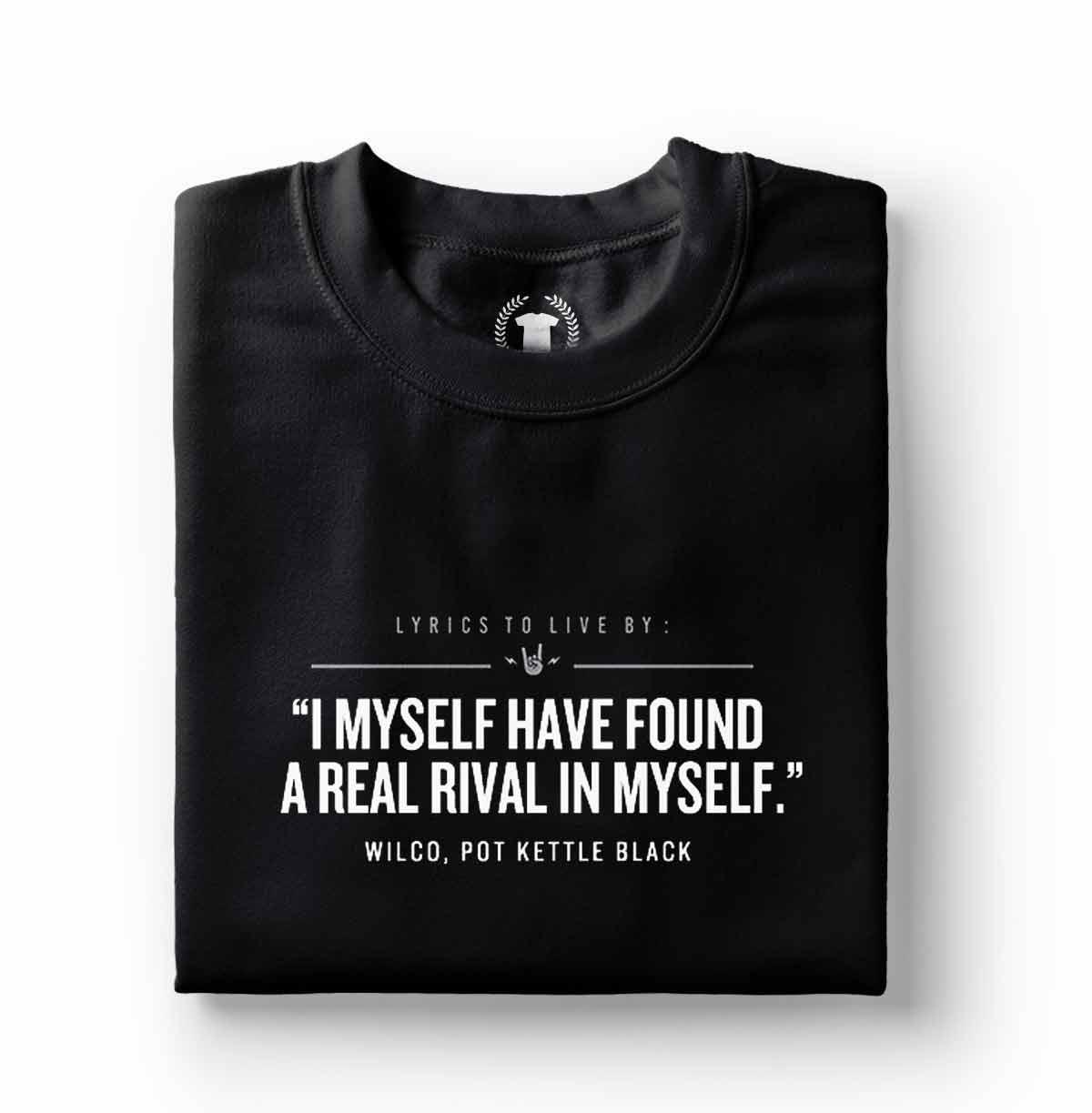 camiseta wilco pot kettle black