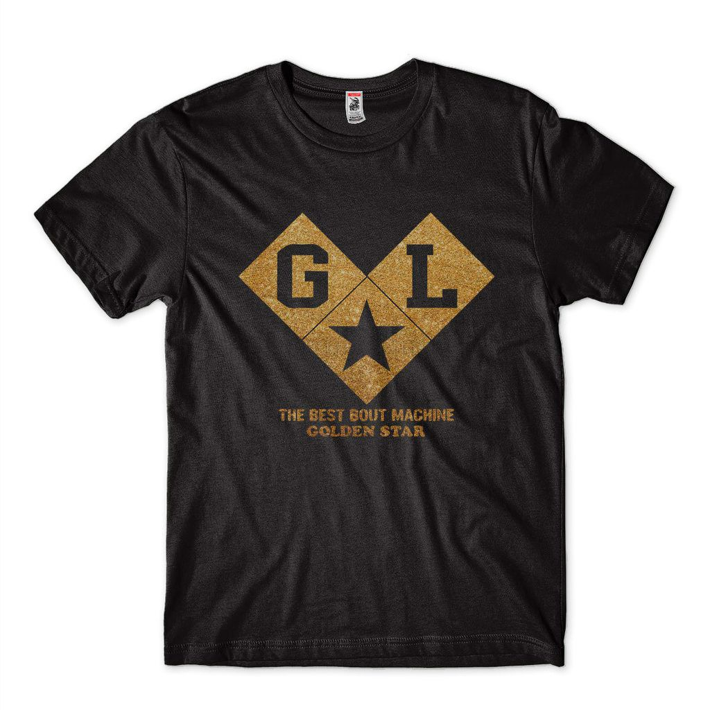 Camiseta Wwe Golden Lovers Star Machine New Japan