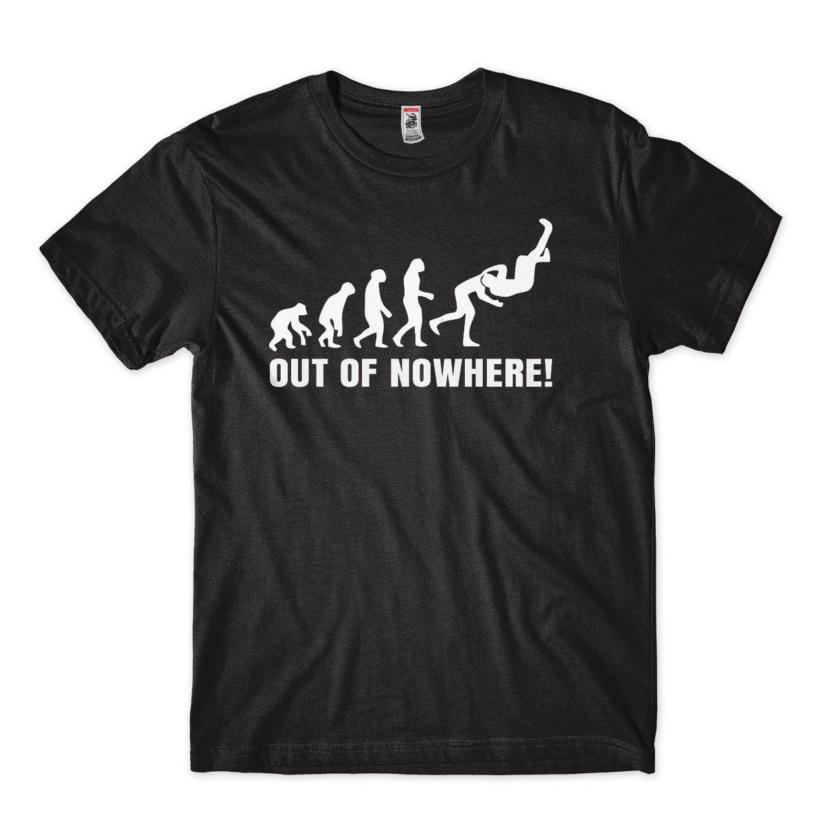 Camiseta Wwe Randy Orton Out Of Nowhere Camisa Masculina