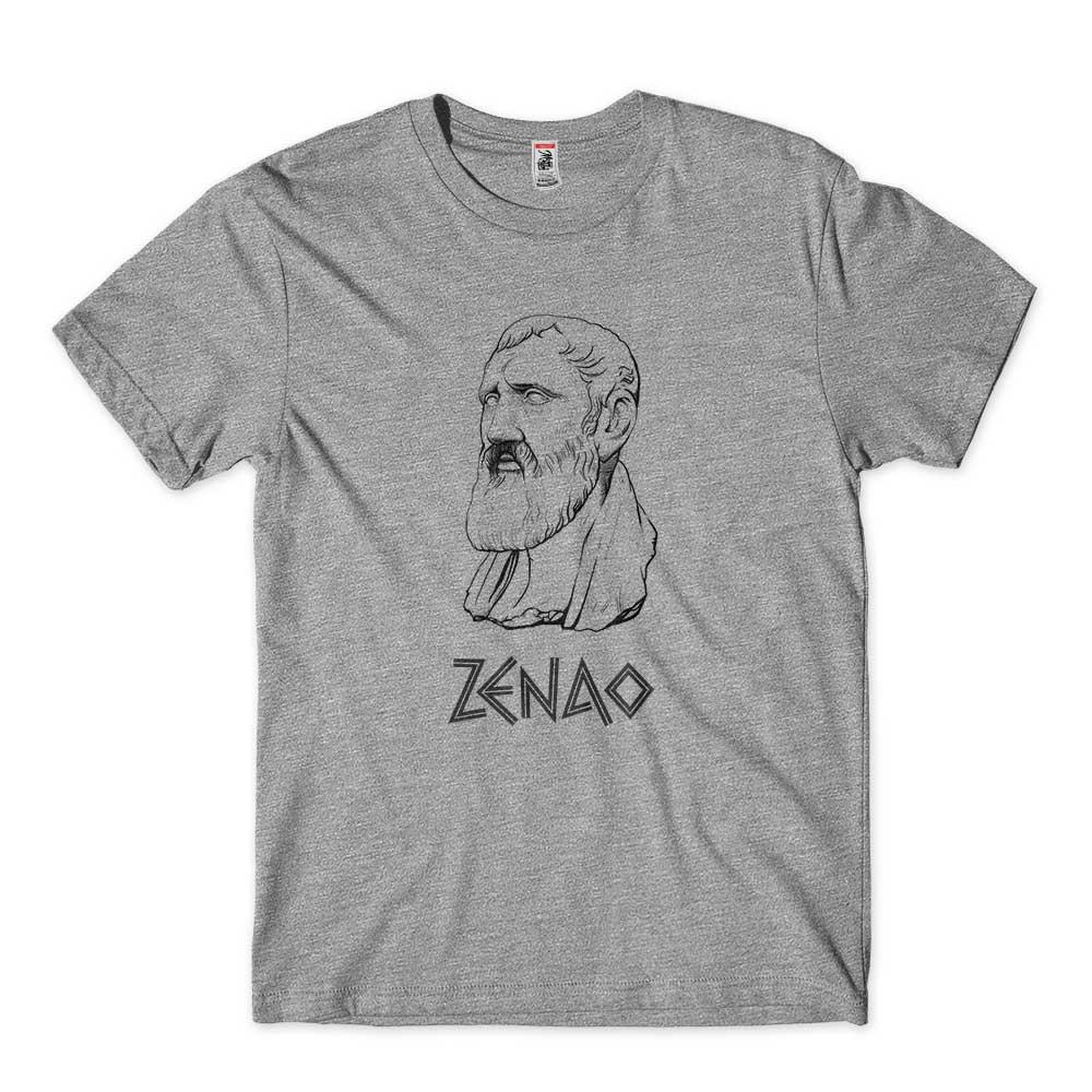 camiseta Zenao de Citio escola filosofica