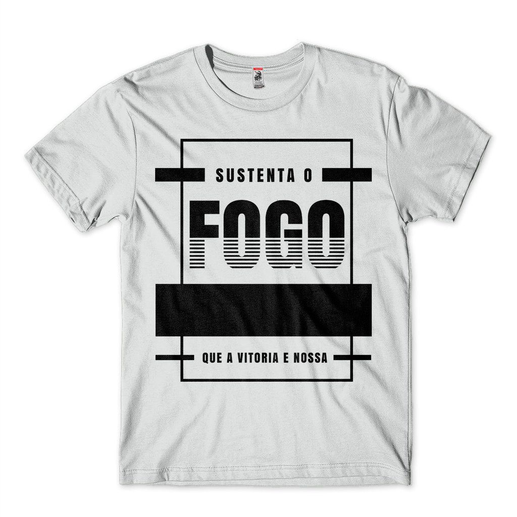 Camisetas Com Frases Evangelicas Masculina Camisa Estampada
