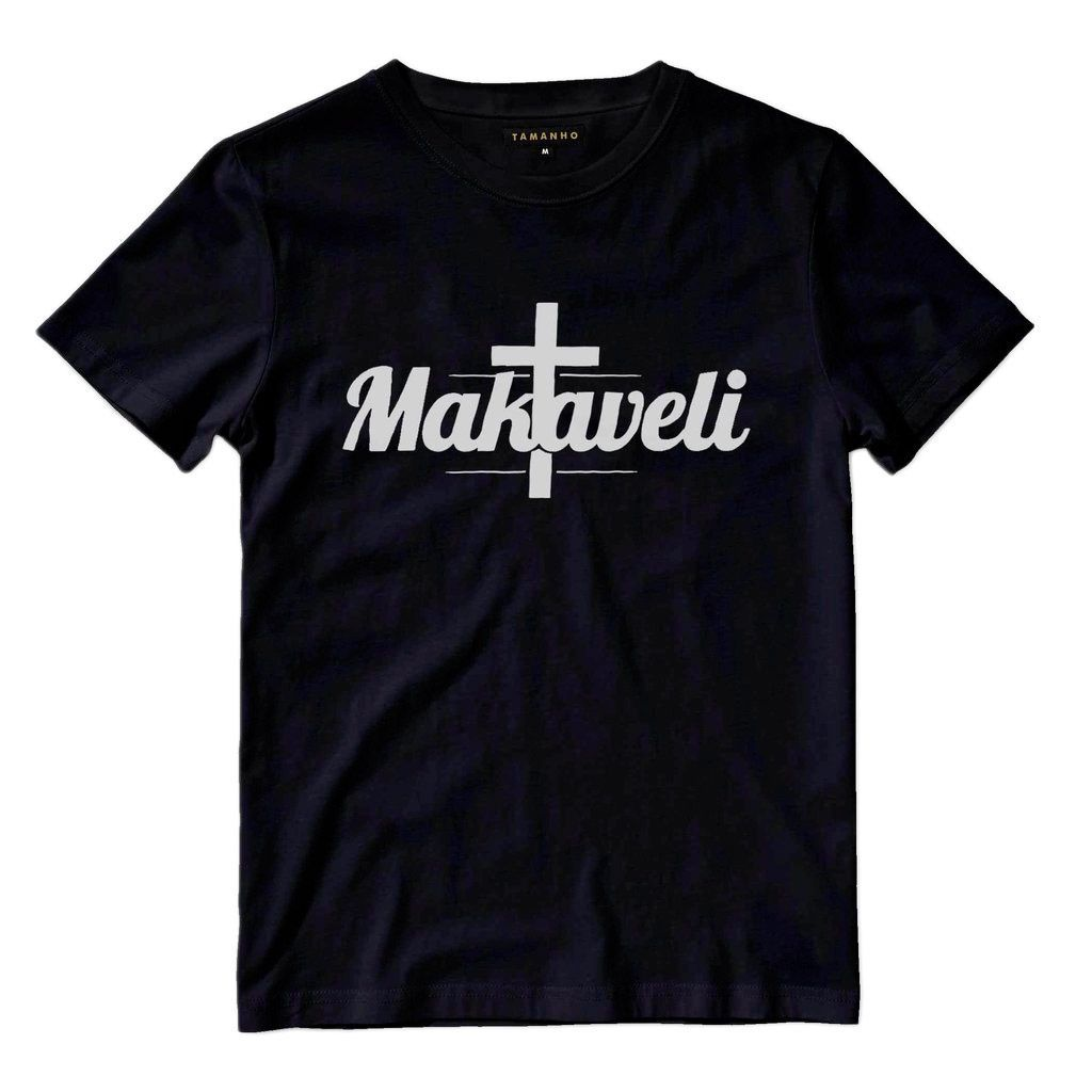 camisetas de rappers americanos tupac makaveli preta