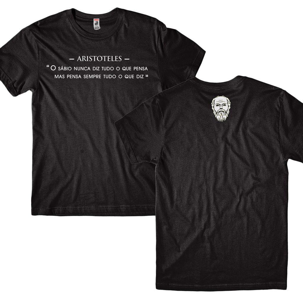 Camisetas Inteligentes Frases De Pensadores Aristoteles