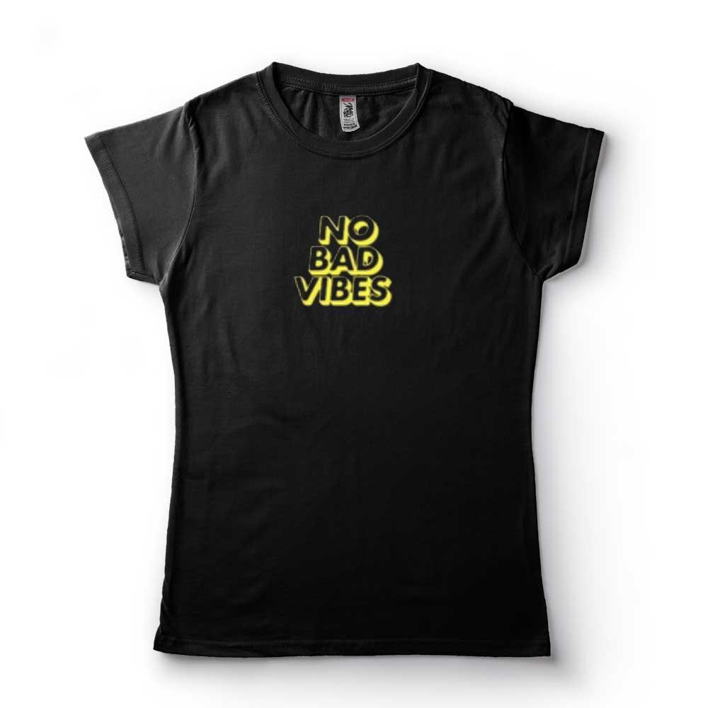 Kit 6 camisetas cliente LENNA good vibes com estoque
