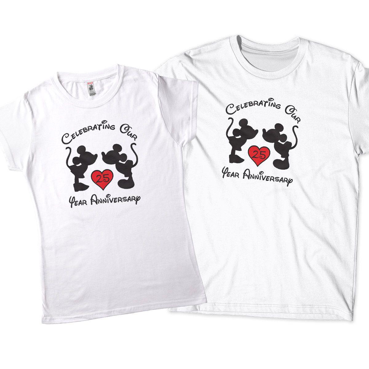 kit camiseta casal de namorados mickey e minnie