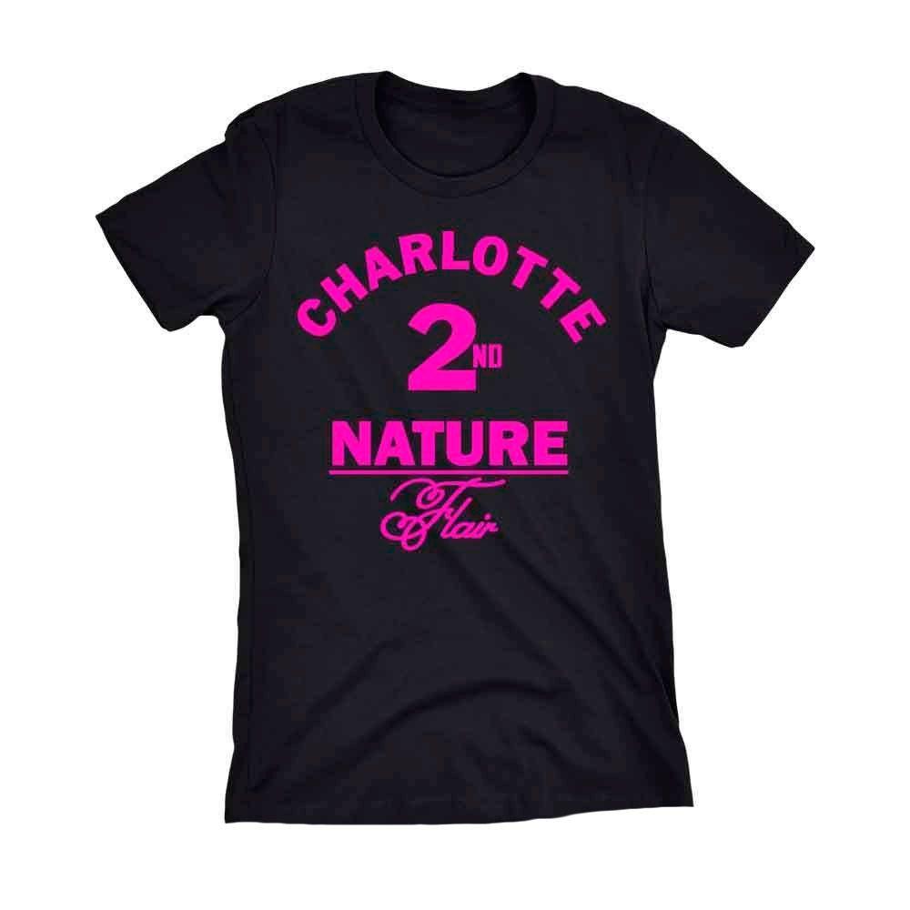 T-Shirt Camiseta Charlotte Flair Wwe Wrestling Feminina