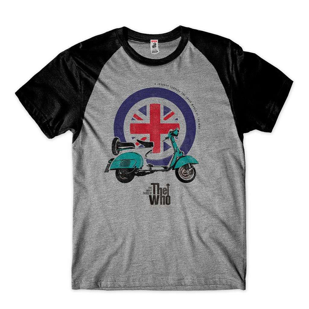 t shirt rock n roll the who