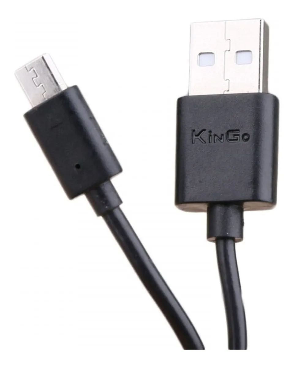 Cabo Dados E Carga Kingo Micro Usb V8