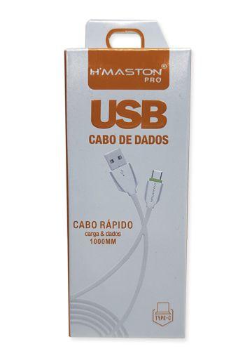 Cabo de Dados USB HM-07C Type C