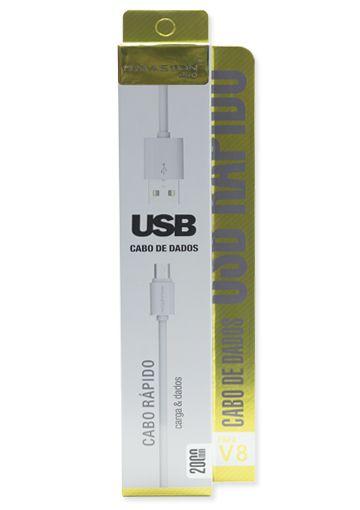 Cabo de Dados USB HM-05S V8